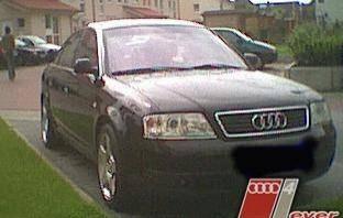 mogman -Audi A6