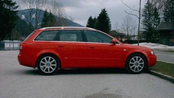 bandit1200 -Audi A4 Avant
