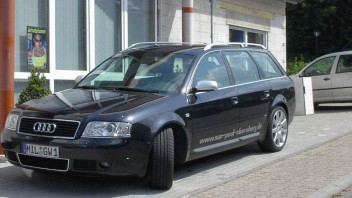 Domber's Dad -Audi A6 Avant