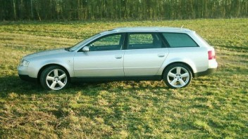 A6-Driver -Audi A6 Avant