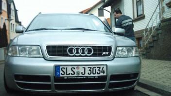 vato-loco -Audi S4