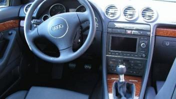 LukesCab -Audi A4 Cabriolet