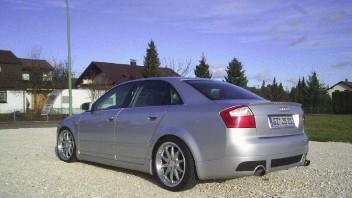 stephan-b1 -Audi A4 Limousine