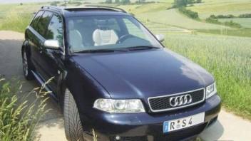 Skipy -Audi RS4