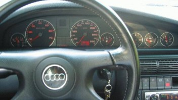 KAM -Audi 100
