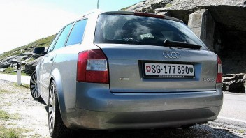 schoissi -Audi A4 Avant