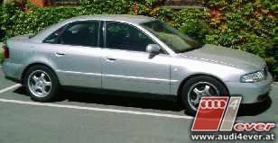 audifanmichi -Audi A4 Limousine
