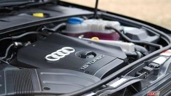 Janos -Audi A4 Limousine