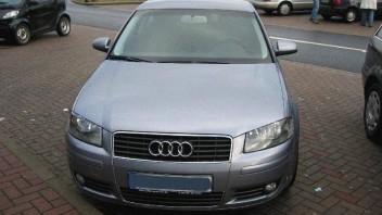 Stoke -Audi A3