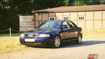 Falcon -Audi A4 Limousine