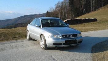 josie -Audi A4 Limousine