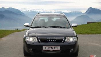 Waggi -Audi A6 Avant