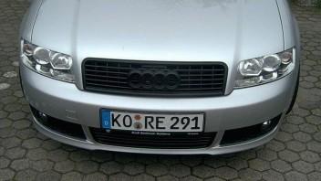 trekuslongus -Audi A4 Avant
