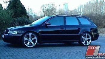 Blackrs4 -Audi RS4