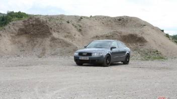 hijacker666 -Audi A4 Limousine