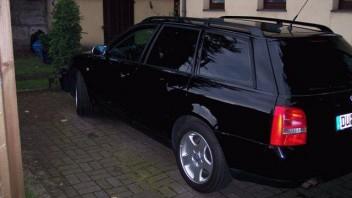 Airfix -Audi A4 Avant