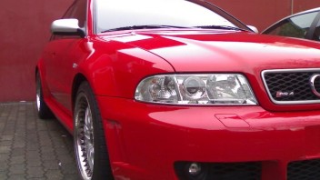 Chleche -Audi RS4
