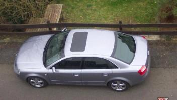 Raggoon -Audi A4 Limousine