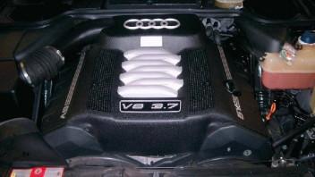 Winfried Nohl -Audi A8