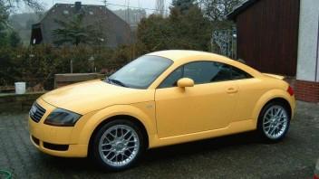 Ice -Audi TT