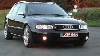 JENS 75 -Audi A4 Avant