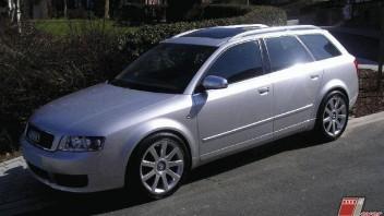 DiabloNoir -Audi A4 Avant