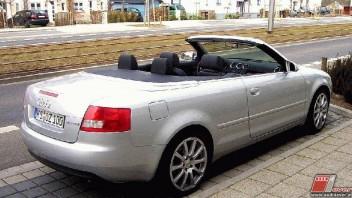 BERKAY2002 -Audi A4 Cabriolet