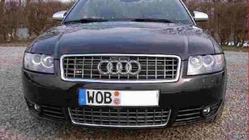 WolfsBurg -Audi A4 Cabriolet