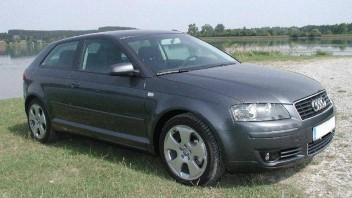 MacMaus -Audi A3