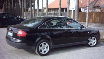 A6Turbo -Audi A6