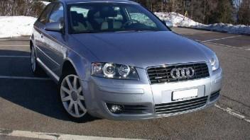 NewToA3 -Audi A3