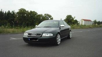 luckysones -Audi A4 Limousine