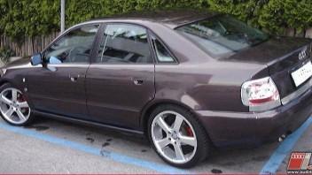 fischhaxn -Audi A4 Limousine