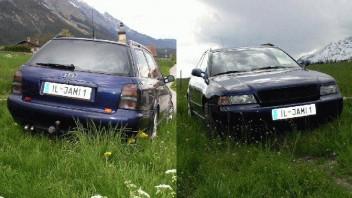 jamie -Audi A4 Avant