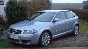 SLine-Fan -Audi A3