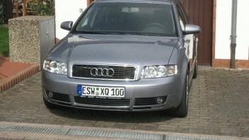 Johannes Fest -Audi A4 Limousine