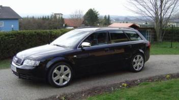 kreuzedf -Audi A4 Avant