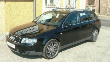 huma -Audi A4 Avant