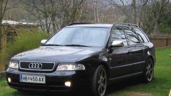 xandl8 -Audi A4 Avant