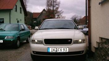 Runkel -Audi A4 Limousine