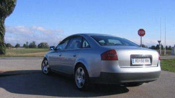 Wolly -Audi A6