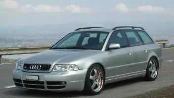 Aussie -Audi S4