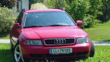 spif -Audi A4 Avant