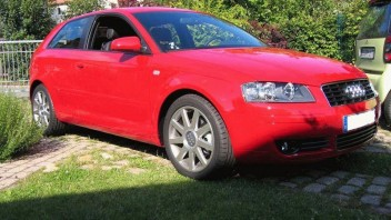 milagro -Audi A3