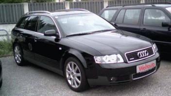 Robärto -Audi A4 Avant