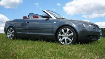 Hute -Audi A4 Cabriolet