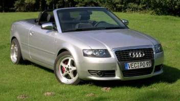 laufaudi -Audi A4 Cabriolet