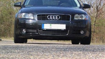 Patchie -Audi A3