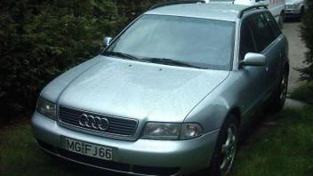 MadDoom -Audi A4 Avant