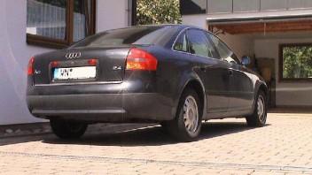 invisiblekiller -Audi A6